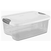 Sterilite 18848012 15QT Latch Stor Box, Pack of 12