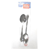 Bradshaw International 14625 2PK SS Soup Spoon