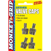 Bell Automotive Products Inc 22-5-08836-M 4PK Slot Valve Cap, Pack of 6