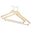 Whitmor Inc 6026-309LB 2PK WD Suit Hanger/Bar