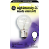 G E Lighting 35156 GE40W CLR Hi Inten Bulb