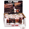 "Nifty Products ST-21 2""x650' FLT Twine Roll"