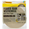 Thermwell R516WH WHT High Dens Foam Tape