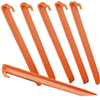 "American Recreation Products, Inc 11000 12"" 6PC Plas Tent Stake"