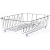 Rubbermaid 6032-AR-CHROM Large CHR Dish Drainer