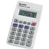 Sharp Elec - Calculators EL233SB LG 8 Digit Calculator
