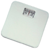 Taylor 20044014 White Mechanical Bath Scale