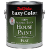 True Value Mfg Company JEF9-GL PSE GAL WHT EXT Paint, Pack of 4