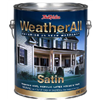True Value Mfg Company SHP9-QT SHP QT WHT Sat Paint, Pack of 4