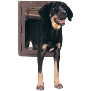 Johnson Pet Door L 2 http://www.drillspot.com/products/288491/Radio_Systems_Johnson_Pet_DR_TM-2-11_Tuffi-Dor_Medium_Pet_Door