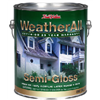 True Value Mfg Company SGW9-GL WA GAL WHT SG Paint, Pack of 4