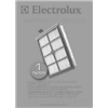 Electrolux Homecare Products EL012W Washable Hepa Filter