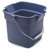 Rubbermaid 2964-00-ROYBL 12QT Royal Blue Bucket