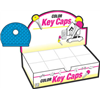 Hy-Ko Prod Co KB134-200 200PK Colored Key Cap