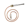 "Honeywell Home/Bldg Center CQ100A-1013 24"" Thermocouple"