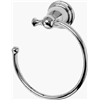 Homewerks Worldwide LLC 624054 BP CHR Swirl Towel Ring