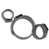 Watts Brass & Tubular P-572 10PK 1/2Pex Cinch Clamp
