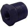 Pannext Fittings Corp B-BUS0502 1/2x1/4 BLK Hex Bushing