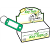 Hy-Ko Prod Co KB138-200 200PK ID Key Tag/Ring