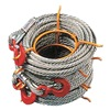 Griphoist 7121090200k Wire Rope, Length 200 Ft, For 6XXF6