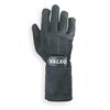 Valeo GAFW Anti-Vibration Glove, XL, Black,