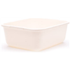 Rubbermaid Inc 2951-AR BISQUE 11.5QT Bisque Dish Pan