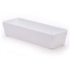Rubbermaid 2915-RD-WHT 9x3x2 White Drawer Organizer
