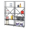 Tennsco QOH5-3624S Starter Shelving, 87InH, 36InW, 24InD