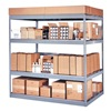 Parent SRC4848SD Bulk Storage Rack, 84Hx96Wx48D In., Gray