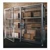 Folding Guard LPC-4040-8 Security Cabinet, W48, D40