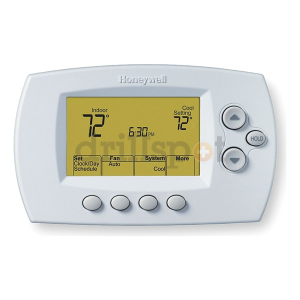 Honeywell pro wiring diagrams thermostat