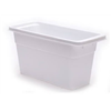Rubbermaid 2862-RD-WHT White Ice Cube Bin
