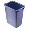 Rubbermaid 1791161 21QT Blue Wastebasket