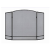 Panacea Products Corp 15951 3Panel FireplaceScreen