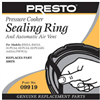 National Presto Ind 09907 Pres Cook Seal Ring