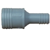 Genova Products 350140 1-1/4x1 Poly Coupling