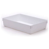 Rubbermaid 2916-RD-WHT 9x6x2 White Drawer Organizer