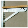 "Knape & Vogt Mfg Co BK-0103-22 22"" DBL Shelf Bracket"