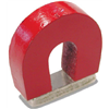 Master Magnetics 07279 RED Horseshoe Magnet