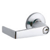 Schlage S51 CSV APO 626 KA4 Satin Chrome Lever Lockset