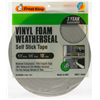 Thermwell V445H 3/8x1/2 GRY Foam Tape