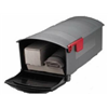 Solar Group MB515B01 Med BLK Rural Mailbox