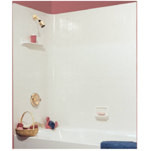 350 DURAWALL ® Fiberglass Bathtub Wall - E. L. Mustee  Sons