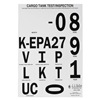 Jj Keller 050-SN Cargo Tank Inspection Markings
