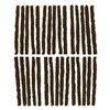 Slime 20141 Brown Tire Repair Strings, 30 Pc.