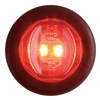 Optronics MCL11RKBPG Marker/Clearance Light, LED, Red