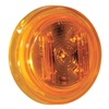 Grote 46143 Clearance/Marker, 2.5In., PC Rated, LED, Ylw