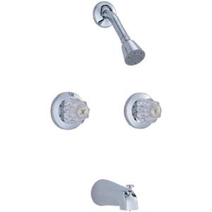 Delta Faucet P9731 2 Handle Tub/Shower Faucet