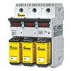 Cooper Bussmann CCP-3-100CF Cube Fuse Circuit Protector, 3Pole, 100A