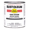 Rust-Oleum 261968 Paint, Black, 1 qt.